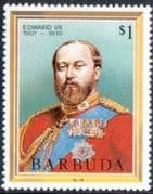 Barbuda 1984 Members of British Royal Family SG 710 Fine Mint