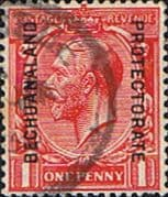 Bechuanaland 1925 King George V SG 92 Fine Used