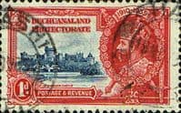 Bechuanaland 1935 King George V Silver Jubilee SG 111 Fine Used