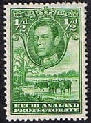 Bechuanaland 1938 SG 118 Kings Head Fine Mint