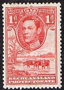 Bechuanaland 1938 SG 119 Kings Head Fine Mint