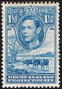 Bechuanaland 1938 SG 120a Kings Head Fine Mint