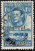 Bechuanaland 1938 SG 120a Kings Head Fine Used