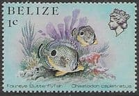 Belize 1984 Marine Life from Coral Reef SG 766 Fine Mint