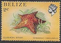 Belize 1984 Marine Life from Coral Reef SG 767 Fine Mint