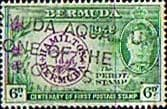 Bermuda 1949 The Perot Stamp SG 129 Fine Used