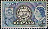 Bermuda 1953 Queen Elizabeth SG 141 The Perot Stamp Fine Used