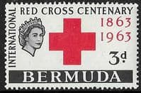 Bermuda 1963 Red Cross SG181 Fine Mint