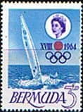 Bermuda 1964 Tokyo Olympic Games Fine Mint