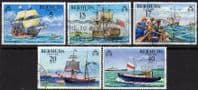 Bermuda 1977 Piloting Set Fine Used