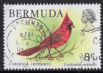 Bermuda Stamps 1978 Wildlife Whistling Frog SG 390 Fine Mint Scott: 366