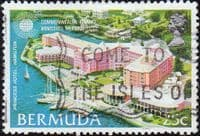 Bermuda 1980 Commonwealth Finance Ministers Meeting SG 428 Fine Used