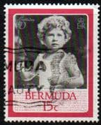 Bermuda 1986 Queen Elizabeth II 60th Birthday SG 524 Fine Used