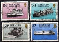 Bermuda 1989 Transport Set Fine Used