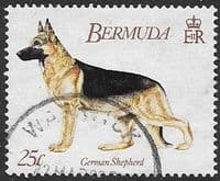 Bermuda 1992 World Congress of Kennel Clubs SG 655 Fine Mint