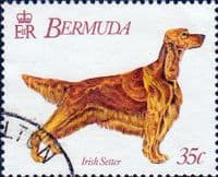Bermuda 1992 World Congress of Kennel Clubs SG 656 Fine Mint