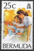 Bermuda 1994 Centenary of Hospital Care SG 719 Fine Used