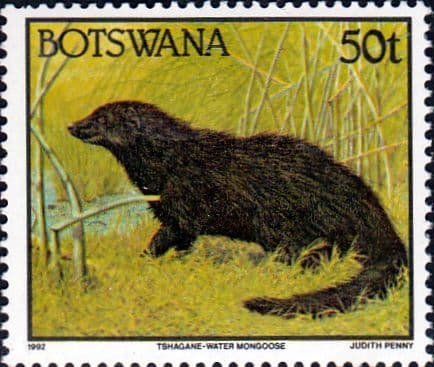 Botswana 1992 Animals SG 750 Fine Mint