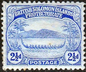 British Commonwealth Stamps of the South Pacific