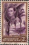 British Honduras 1938 SG 152 Cohune Palm Fine Used