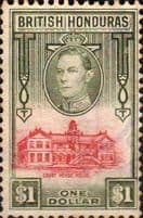 British Honduras Early 1871-1951