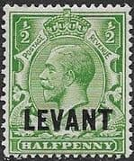 British Levant 1911 British Currency SG L16 Fine Mint