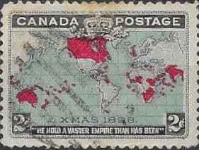 Canada 1898 Imperial Penny Postage SG 168 Good Used