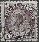 Canada 1898 Queen Victoria SG 163 Good Used