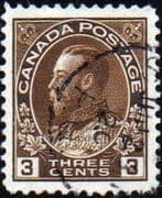 Canada 1911 SG 204 George V Good Used