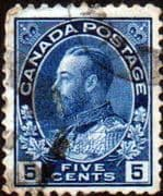 Canada 1911 SG 205b George V Good Used