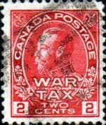 Canada 1915 War Tax SG229 Good Used
