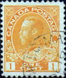 Canada 1922 SG 246 King George V Fine Used