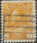 Canada 1922 SG 246aa King George V From Booklet Fine Used