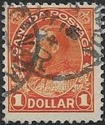 Canada 1922 SG 255 King George V Fine Used