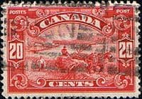 Canada 1928 SG 283 Harvesting with a Horse Good Used