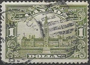 Canada 1928 SG 285 Parliament Buildings Good Used