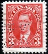 Canada 1942 SG O122 Official O.H.M.S Perforated Fine Used