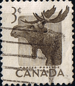 Canada 1953 National Wild Life Week SG 448 Fine Used