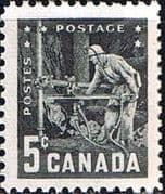 Canada 1957 SG 499 Mining Industry Fine Mint