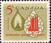 Canada 1958  Canadian Oil Industry SG 507 Fine Mint