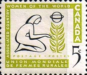 Canada 1959 SG 511 Country Women Fine Mint