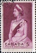 Canada 1964 Royal Visit Fine Used