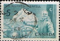 Canada 1965 Wilfred Grenfell Fine Used