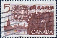 Canada 1966 Centenary of London Conference SG573 Fine Used