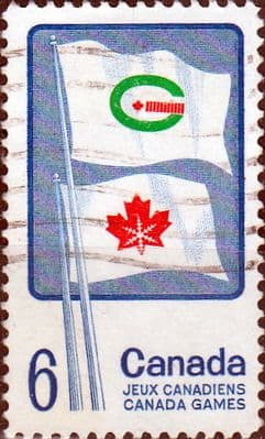 Canada 1969 Canadian Games Fine Used