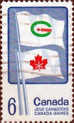 Canada 1969 Canadian Games SG641 Fine Used