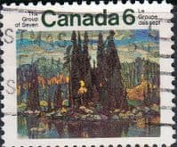 Canada 1970 Group of Seven Artists SG 660 Fine Used