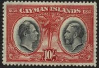 Cayman Islands Early Issues