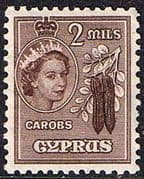 Cyprus 1955 New Currency SG 173 Fine Mint