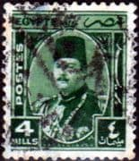 Egypt 1944 King Farouk SG 294 Fine Used